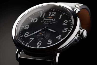 Shinola Watch Repair