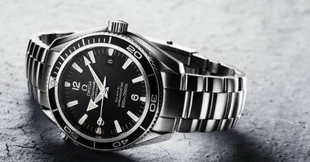 Omega Watch Polished